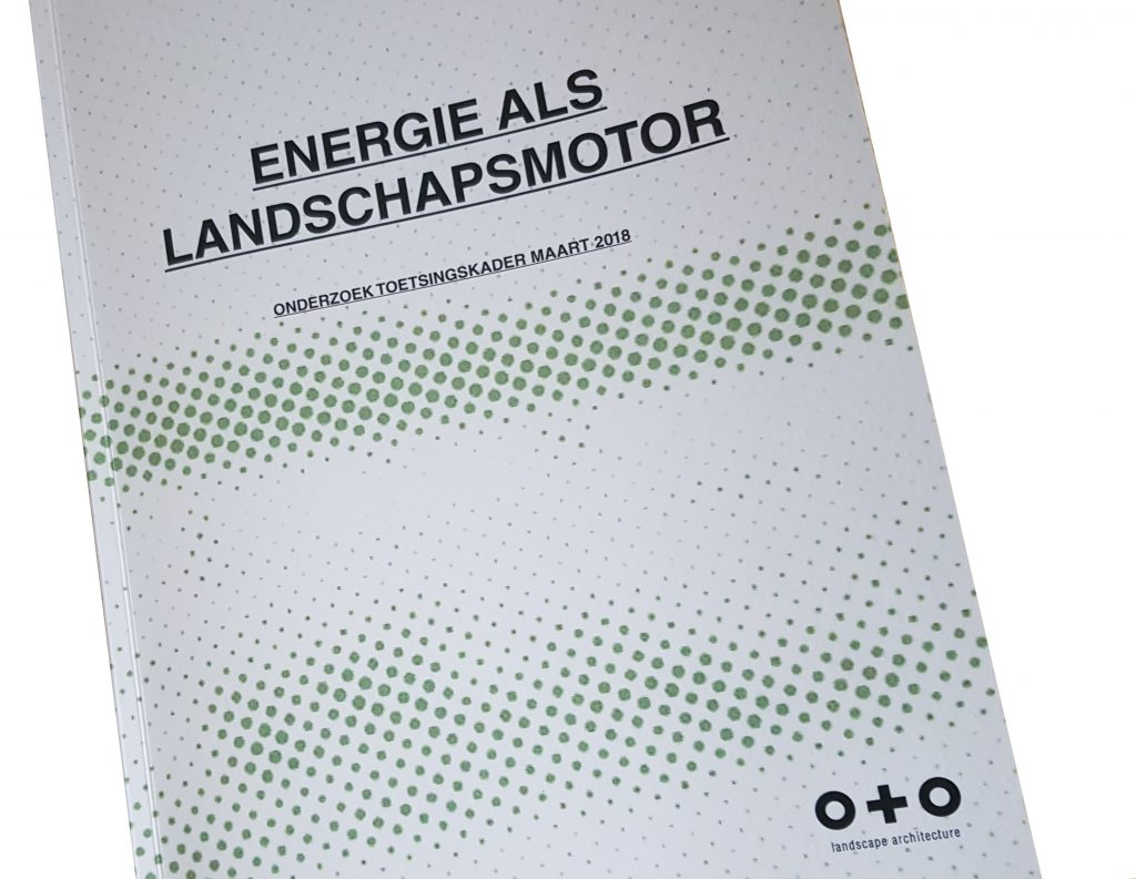 OTO presents energie als landschapsmotor