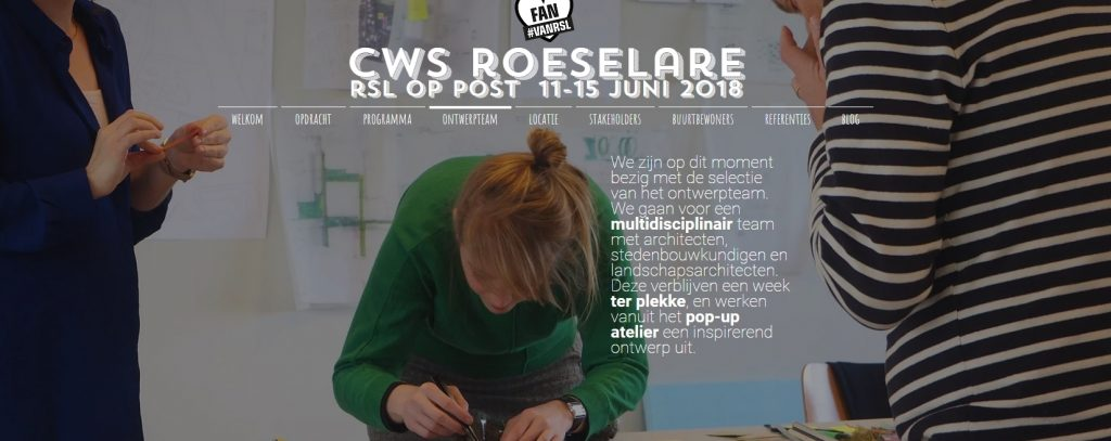 OTO will participate in co-workshop Roeselare