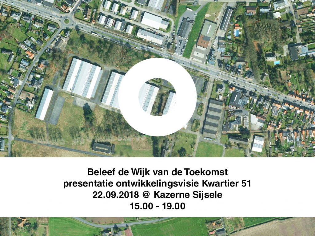 OTO presents masterplan Kwartier 51