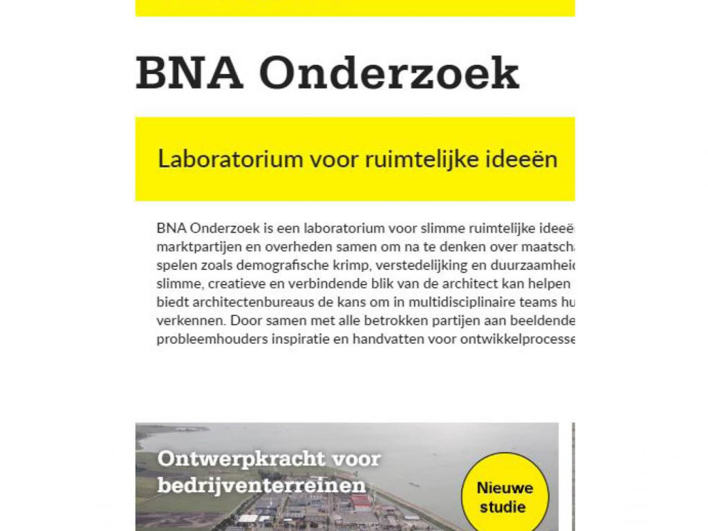 OTO takes part in BNA study